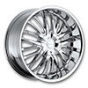 Versante 208 Chrome 17 X 7 Inch Wheel