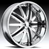 Versante 210 RWD 24 X 9.5 Inch Wheel