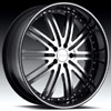 Versante 212 RWD Black Machined Wheel Packages