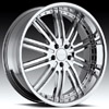 Versante 212 RWD Chrome 26 X 10 Inch Wheel