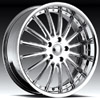Versante 213 Chrome 24 X 9.5 Inch Wheel