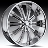 Versante 220 RWD 24 X 9.5 Inch Wheel