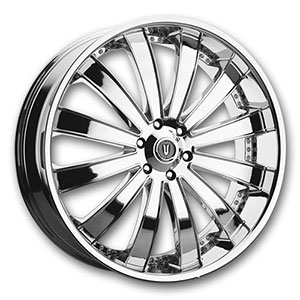 Versante 225 Chrome 28 X 9.5 Inch Wheel