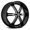 Versante 226 28X9.5 Black Machined