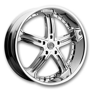 Versante 226A Chrome Wheel Packages