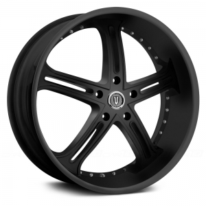 Versante  226B 24X9.5 Black Machined