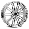 Versante 227 (5 Lug) 24X9.5 Chrome