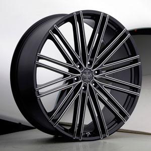 Versante 227 Black Wheel Packages