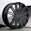 Versante 227 Black 28 X 10 Inch Wheel