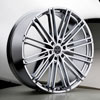 Versante 227 Chrome 28 X 10 Inch Wheel