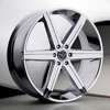 Versante 228 Chrome 28 X 10 Inch Wheel