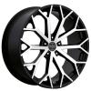 Versante 229 24X9.5 Black Machined