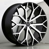 Versante 229 Black Machined Wheel Packages