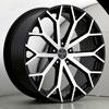 Versante 229 Black Machined 20 X 8.5 Inch Wheel