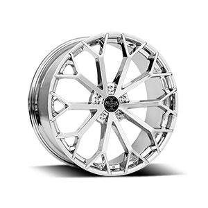Versante 229 Chrome Wheel Packages