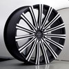 Versante 230 Black Machined Wheel Packages