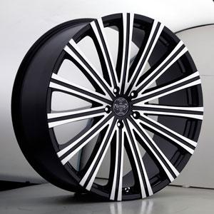 Versante 230 Black 26 X 9.5 Inch Wheel
