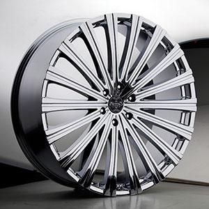 Versante 230 Chrome 6 Lug Wheel Packages