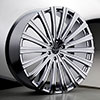 Versante 230 Chrome 6 Lug 20 X 10 Inch Wheel