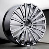 Versante 230 Chrome 28 X 10 Inch Wheel