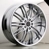 Versante 231 Chrome 20 X 8.5 Inch Wheel