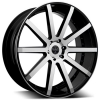 Versante 232 24X9.5 Black Machined