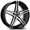 Versante 233 22X8 Black Machined