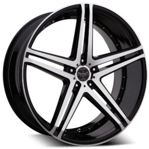 Versante 233 Black Machined