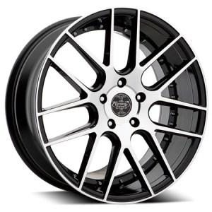 Versante 234 Black Machined