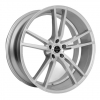Versante 236 22X9 Silver Machined