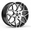 Versante 237 17X7.5 Black Machined