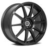 Versante 501 18X8.5 Black