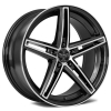 Versante 505 18X8 Black Machined