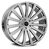 Versante 230 Chrome Wheel Packages