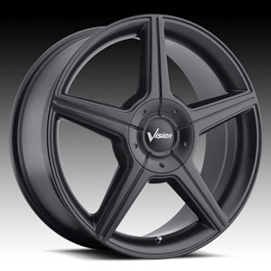 Vision 168 Autobahn Black Wheel Packages