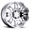Vision 375 Warrior 14X7 Phantom Chrome