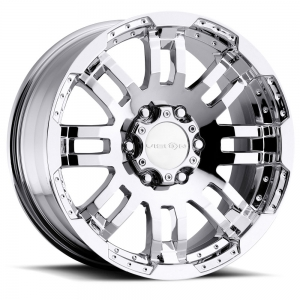 Vision 375 Warrior 14X8 Phantom Chrome