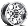 Vision 394 Warlord 17X8.5 Chrome