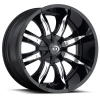 Vision 423 Manic Gloss Black Machined Face
