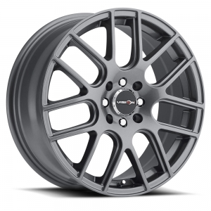 Vision 426 Cross 19X8 Gunmetal
