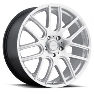 Vision 426 Cross 14X5.5 Hyper Silver