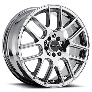 Vision 426 Cross 15X6.50 Phantom Chrome