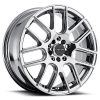 Vision 426 Cross 16X7 Phantom Chrome