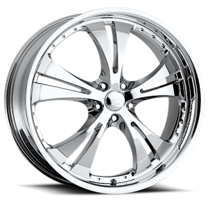 Vision 539 Shockwave 16X7 Chrome