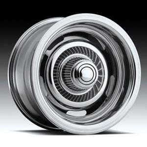 Vision 57 Rally Chrome 15 X 4 Inch Wheels