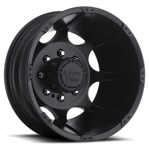 Vision 715 Crazy Eightz Duallie Rear Matte Black