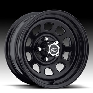 Vision 84 D Window Black Wheel Packages