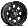 Vision 85 Soft 8 17X8 Gloss Black