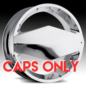 Vision Morgana Chrome Center Cap