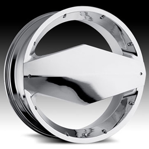 Vision Morgana Chrome Center Cap